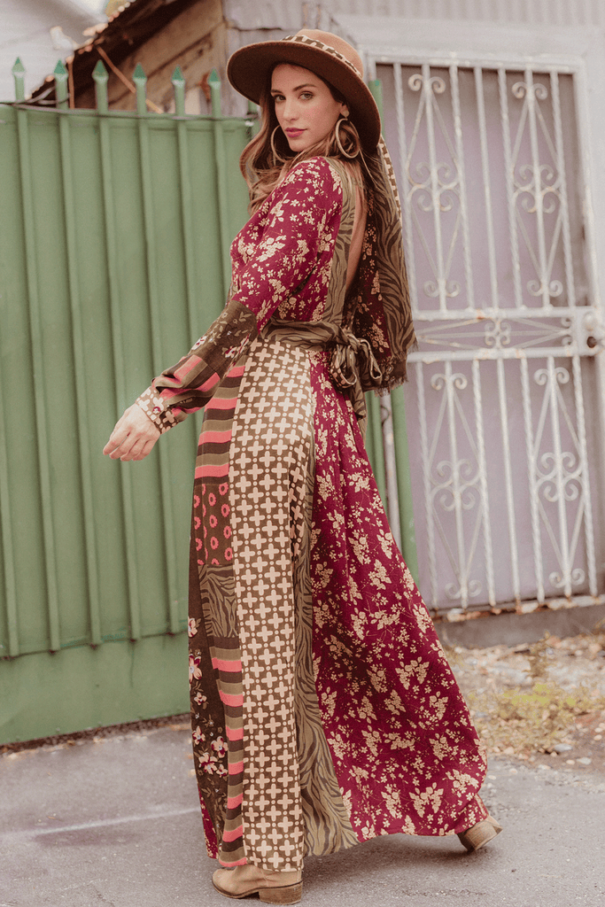Jaipur Maxi Dress - Z&L Europe