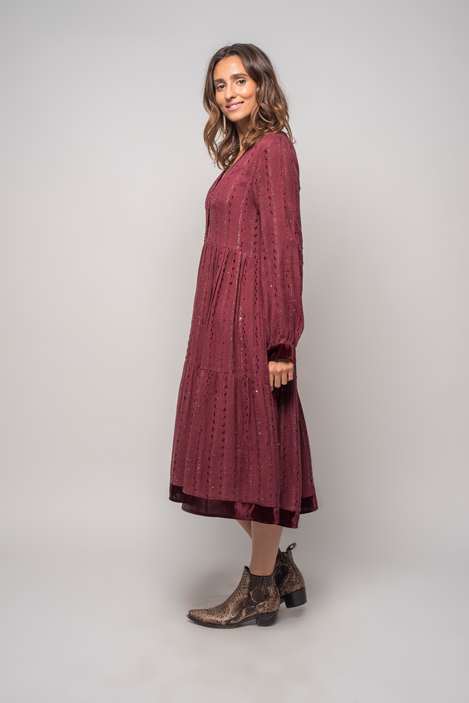 Dazzle Maxi Dress - Z&L Europe