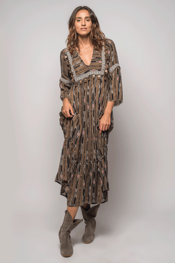 Expedition Maxi Dress - Z&L Europe