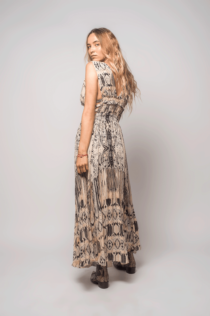 Jolene Maxi Dress - Z&L Europe