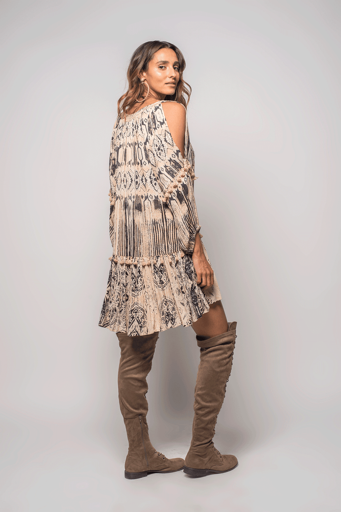 Jolene Tunic Dress - Z&L Europe