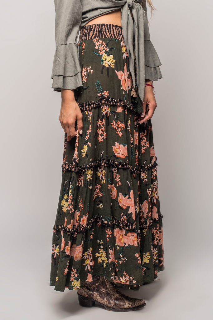 Panthera Maxi Skirt - Z&L Europe