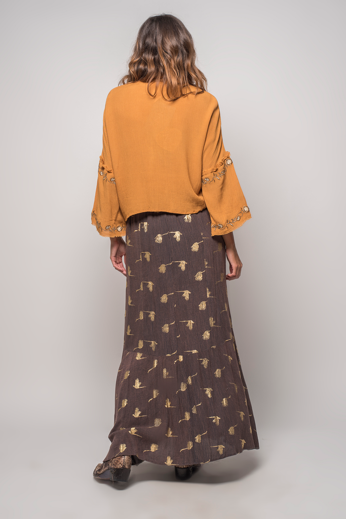 Firestone Maxi Skirt - Z&L Europe