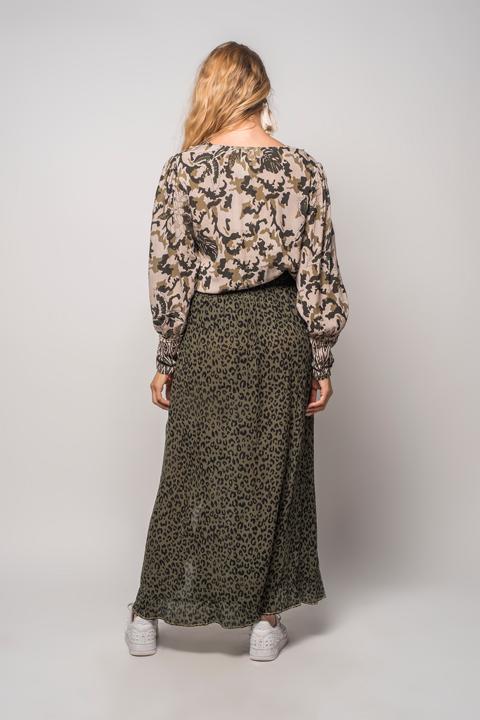 Barren Maxi Skirt - Z&L Europe