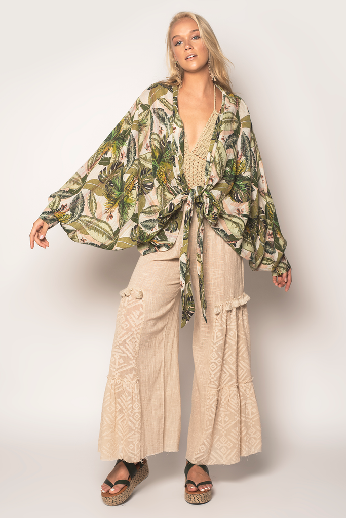 Rio Jungle Cover Up - Z&L Europe