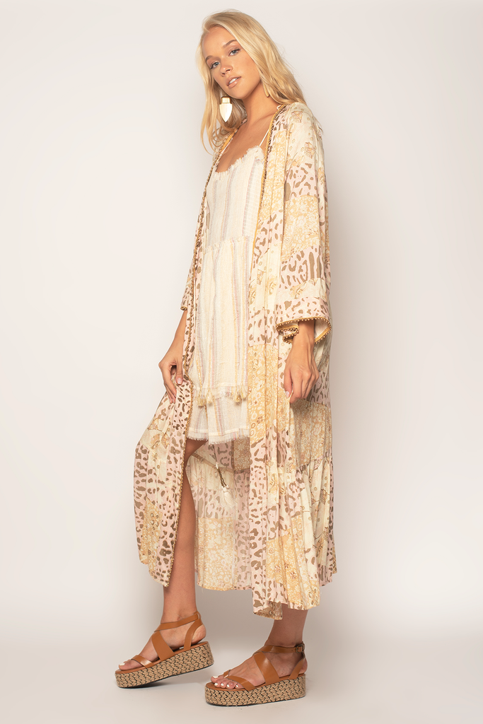 Into The Mystic Duster - Z&L Europe