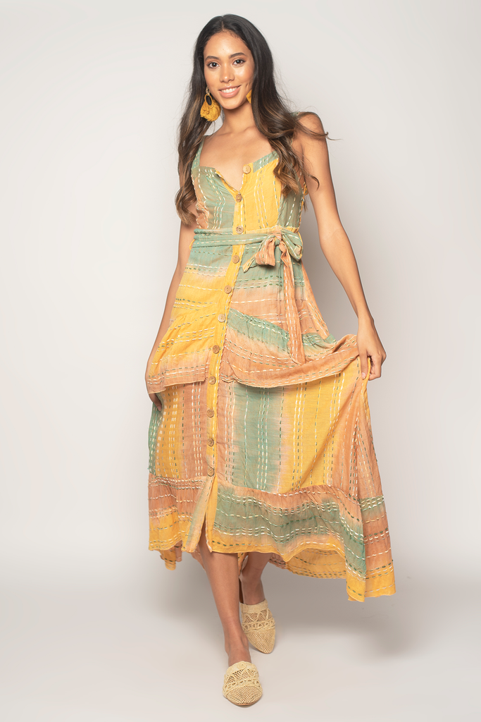 Sunrise Maxi Dress - Z&L Europe