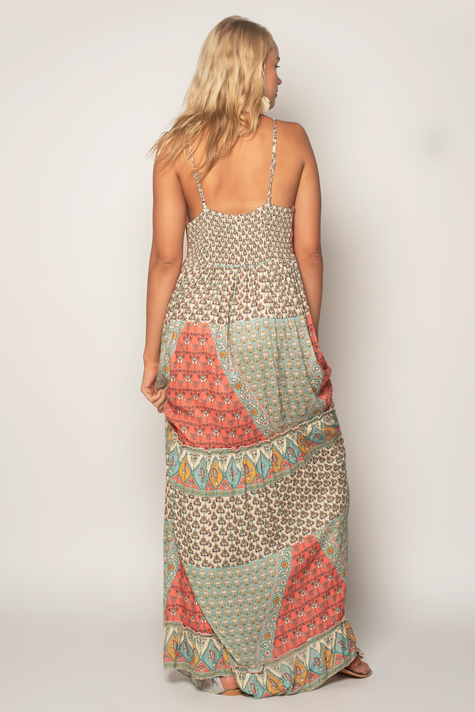 Dancing Queen Maxi Dress - Z&L Europe