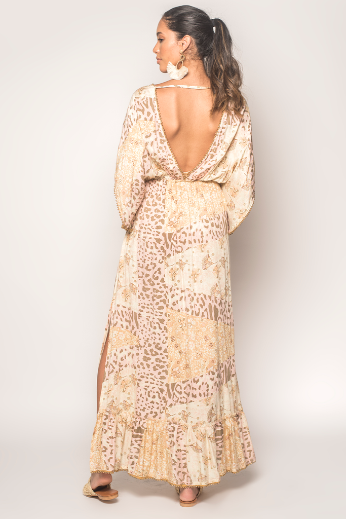 Into The Mystic Maxi Dress - Z&L Europe