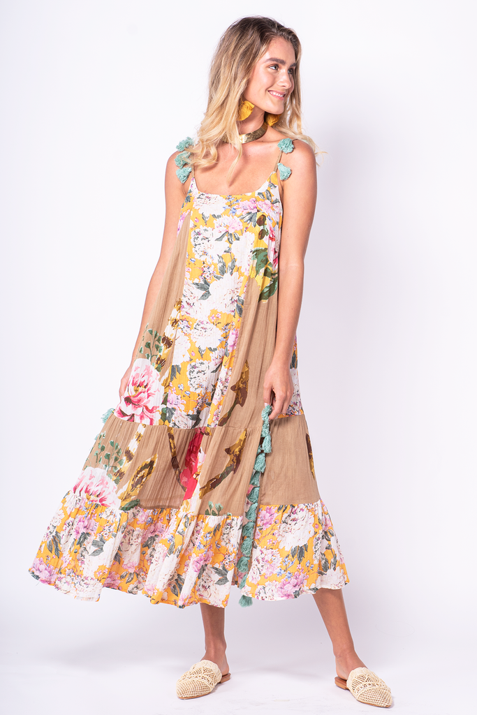Sunshine Maxi Dress