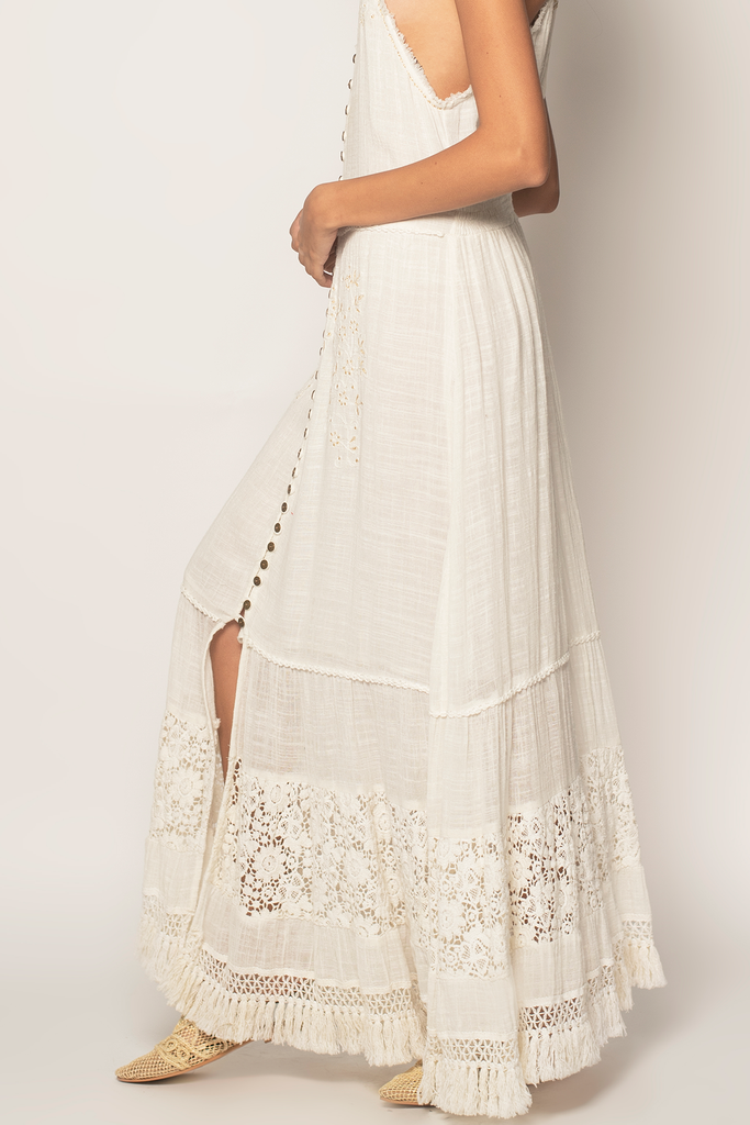 Night Fever Maxi Dress - Z&L Europe