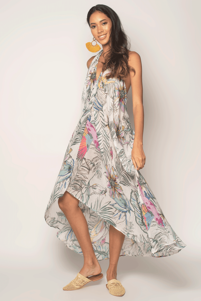 Iguazu Maxi Dress - Z&L Europe