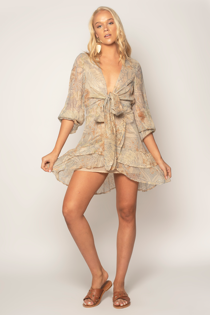 Come Together Mini Dress - Z&L Europe