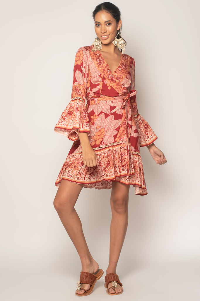 Free Bird Mini Dress - Z&L Europe