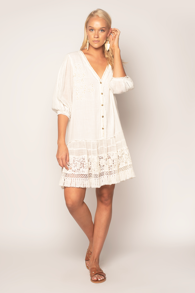 Night Fever Mini Dress - Z&L Europe