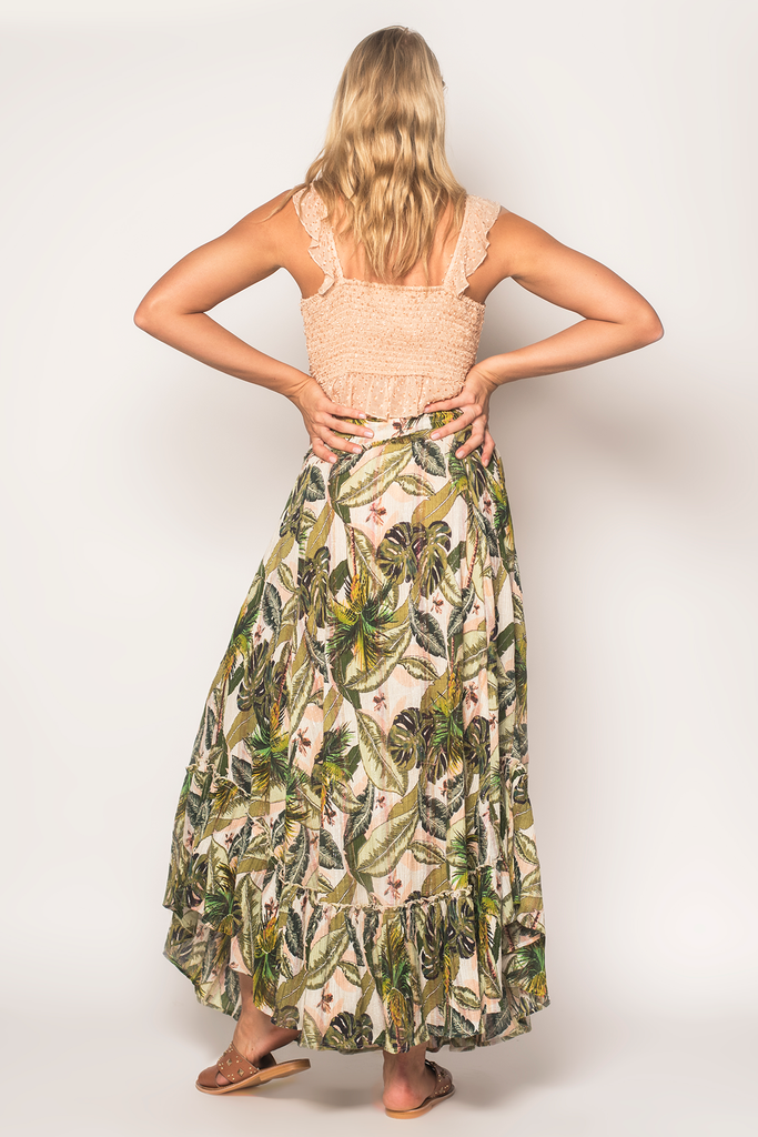 Rio Jungle Maxi Skirt - Z&L Europe
