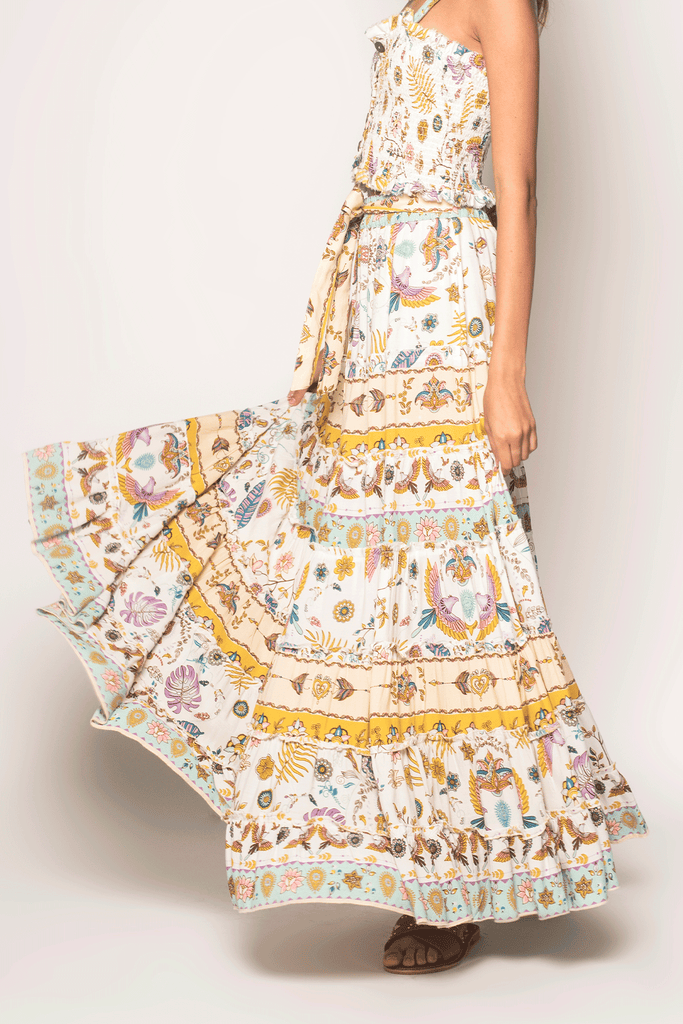 Sweet Freedom Maxi Skirt - Z&L Europe
