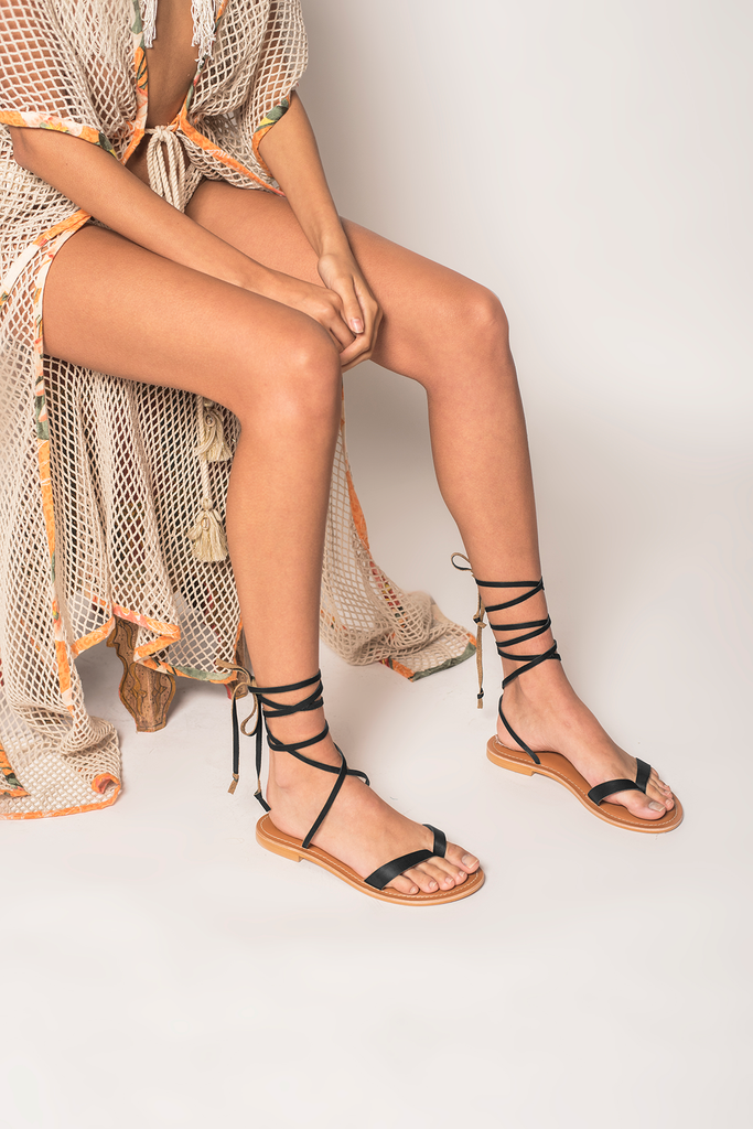Tulum Girls Gladiator Sandals - Z&L Europe
