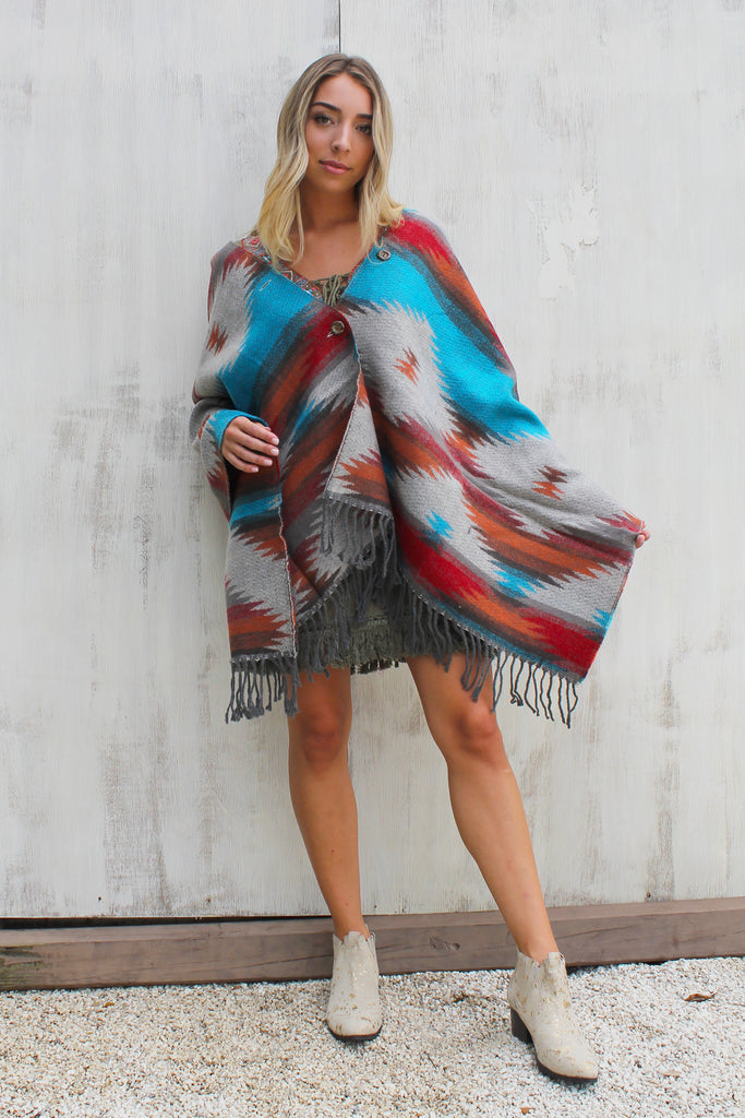 The Artisan Poncho