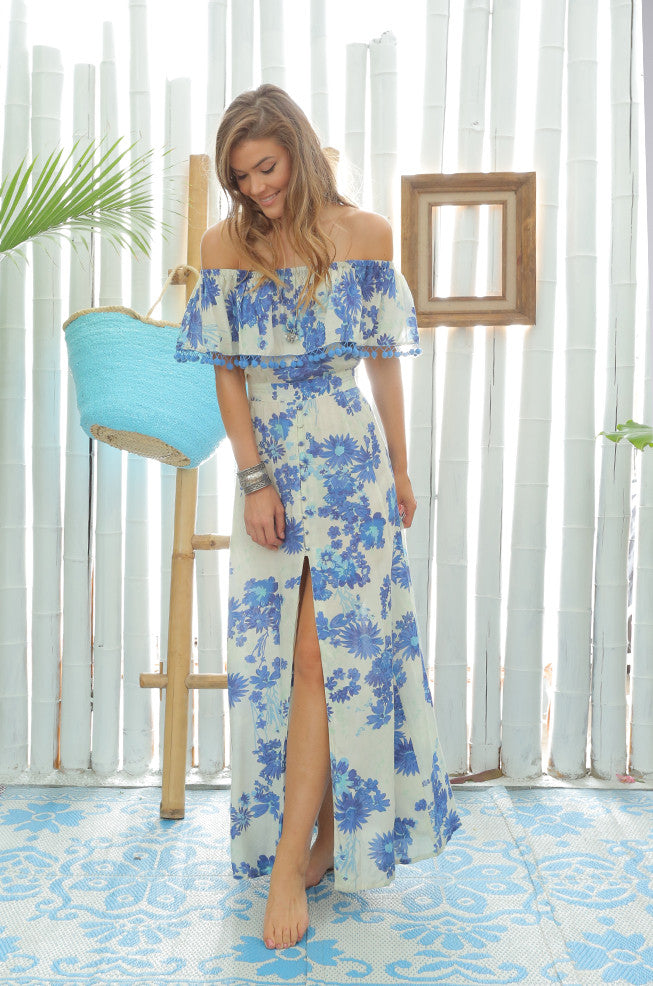 Felisha 3 maxi dress patterns