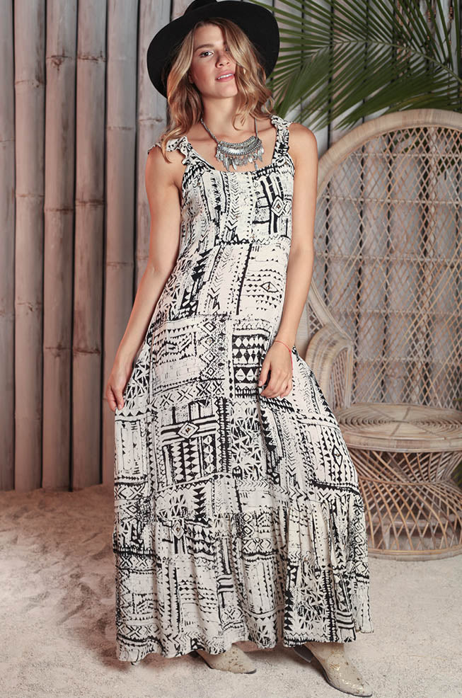 Wynwood Maxi Dress - Z&L Europe