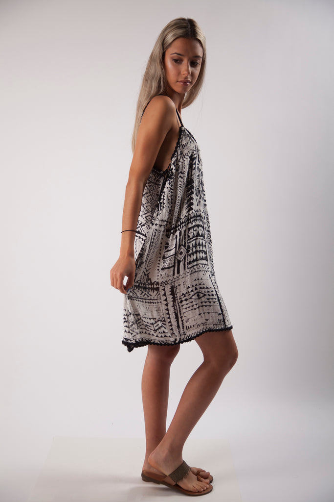 Wynwood Mini Dress - Z&L Europe