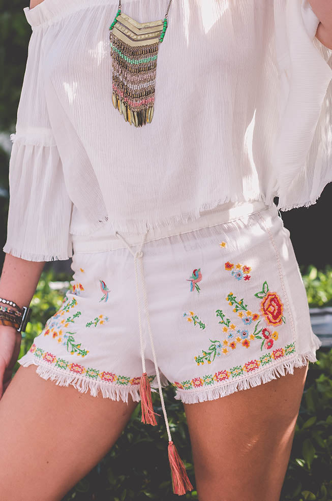 Lovebug Shorts