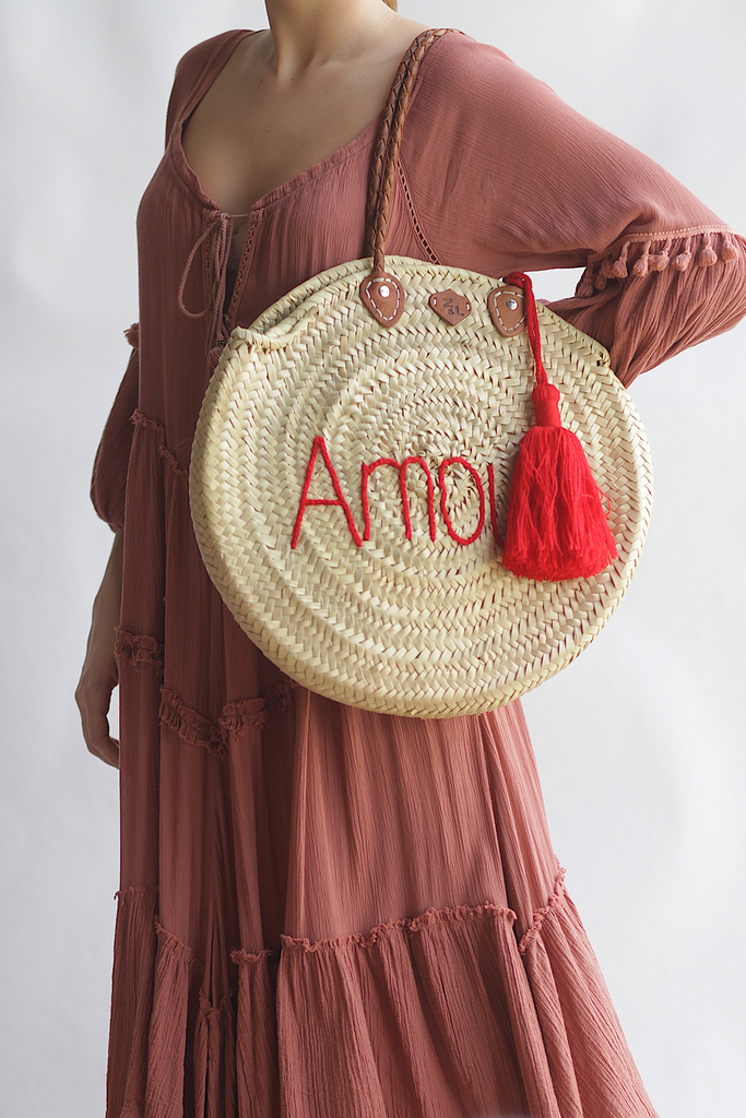 Amour Beach Bag
