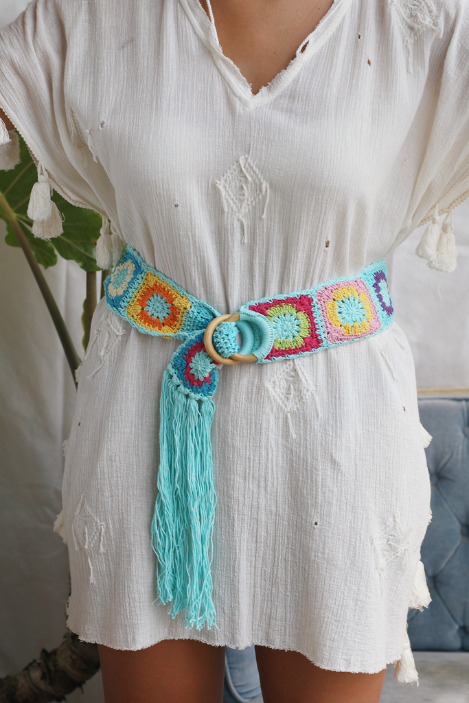 Crochet Belt - Z&L Europe