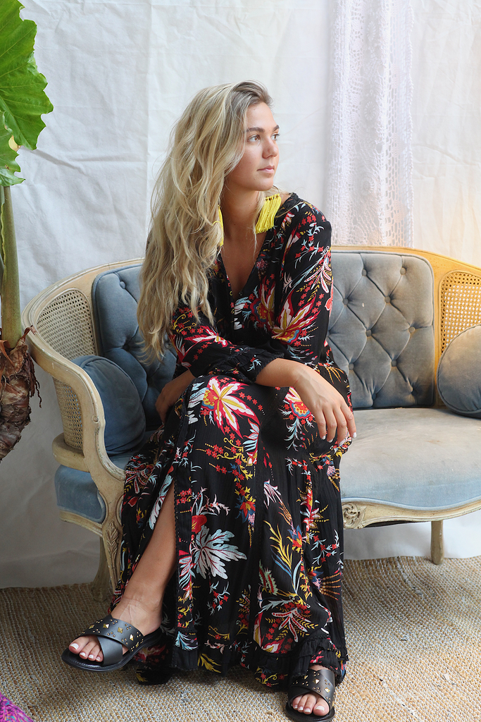 Opium Maxi Dress