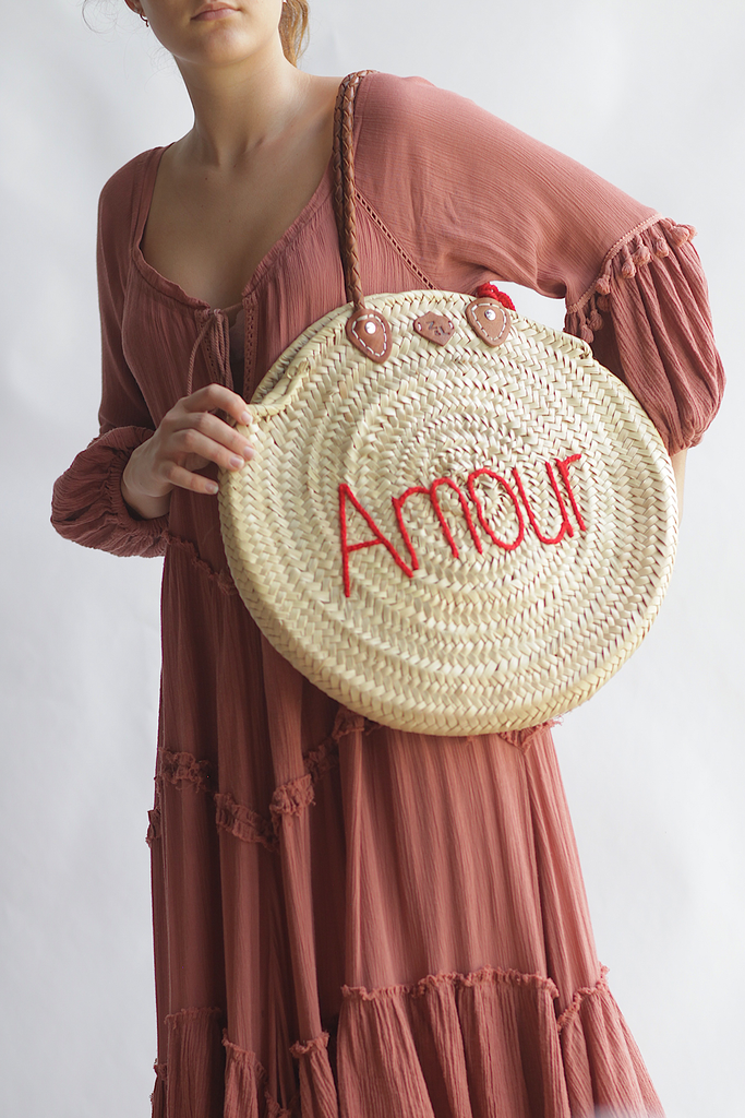 Amour Beach Bag - Z&L Europe
