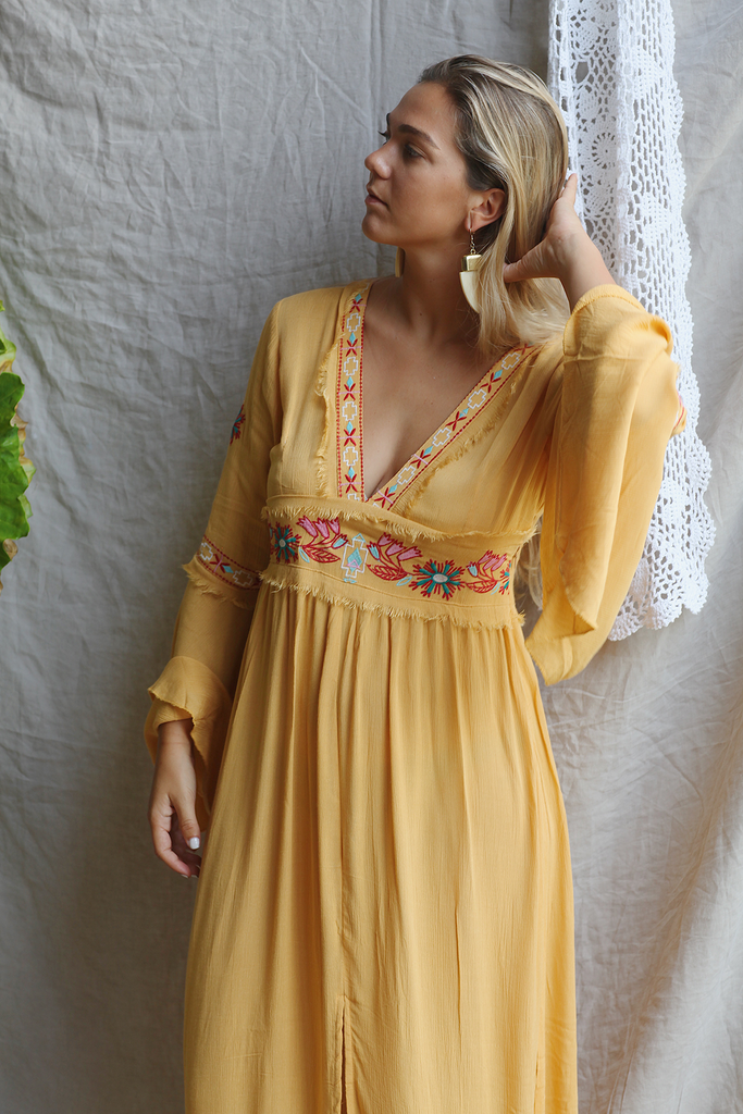 Sunshine Girls Dress - Z&L Europe