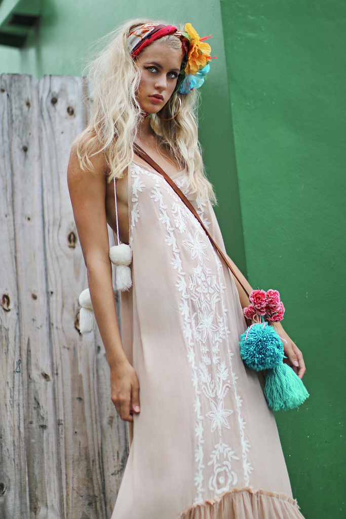 Freesia Maxi Dress - Z&L Europe