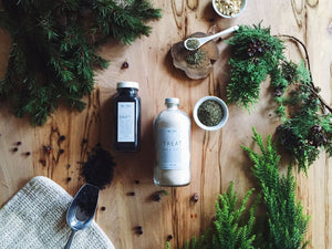 Winter Replenish Bundle: soothe your body all over
