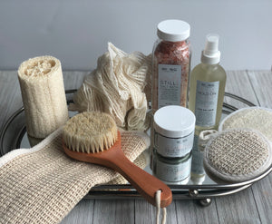 Top 3 Reasons A Dry Brushing Ritual is a Skincare Essential + How To Guide