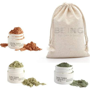 At Home Spa Facial Gift Kit - LIVE BY BEING