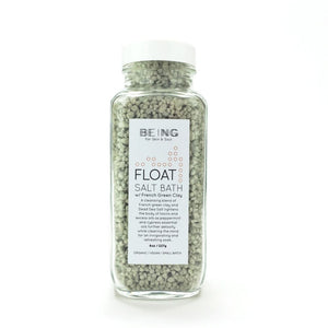 Float Salt Bath - LIVE BY BEING