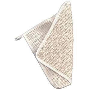 Natural Exfoliating Sisal Wash Cloth - LIVE BY BEING