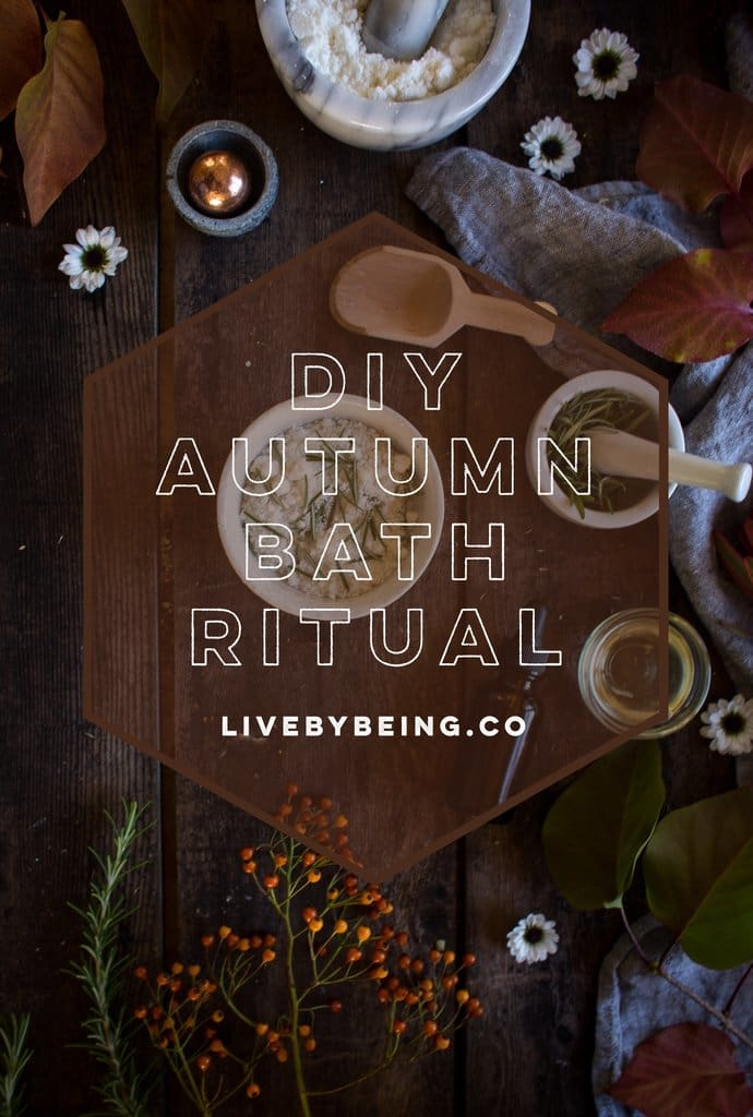 BEING's autumn equinox ritual