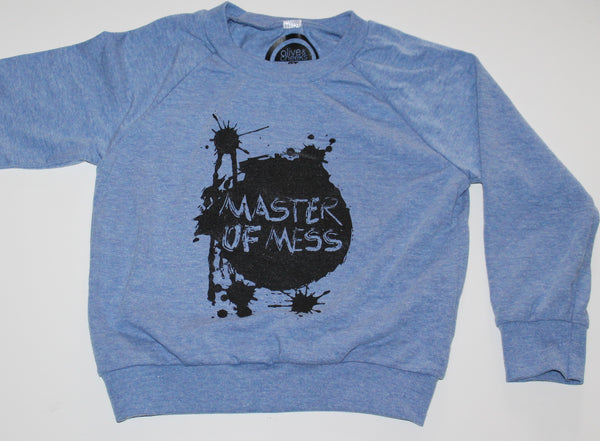 Master Of Mess Pullover