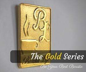 Gold Series Pin