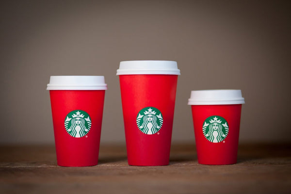 2015 Starbucks Holiday Cups