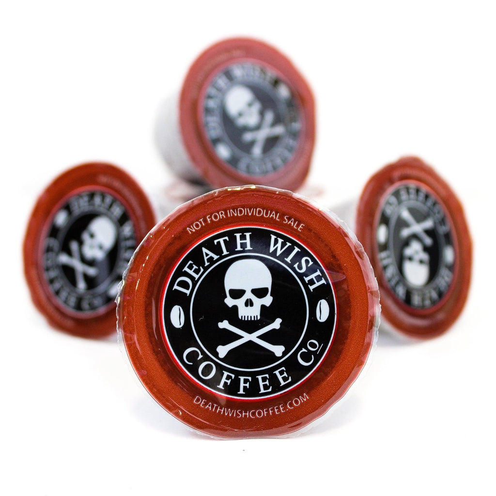 Death Wish Coffee Single Serve Keurig Pods