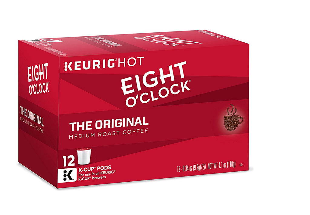 Eight O'Clock Medium Roast Keurig Cups
