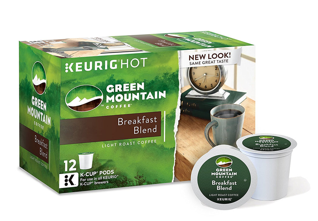 Green Mountain Coffee Breakfast Blend K Cups