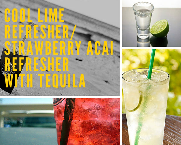 Cool Lime Refresher Tequila Recipe