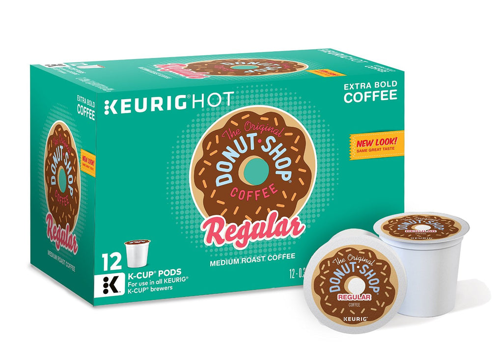 The Original Donut Shop K Cups