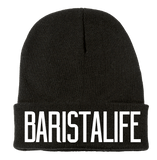 Beanies - Barista Life™ Embroidered Beanie