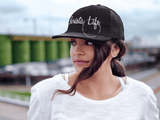 Hat - 'Barista Life' Classic 6-Panel Embroidered Hat