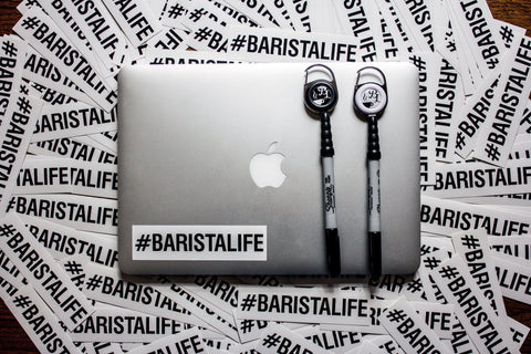 Sticker - #BARISTALIFE Sticker